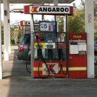 Photo taken at Kangaroo Express by Ranae M. on 3/29/2013