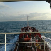 Photo taken at Dover Strait by nilüfer y. on 7/8/2015