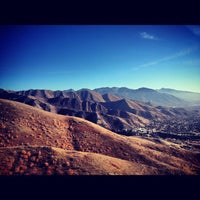 Photo taken at The Living Room Hike by Jeff W. on 11/7/2012