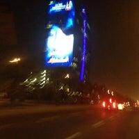 Photo taken at King Abdulaziz Rd by Saif Q. on 2/25/2013