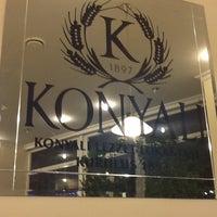 Photo taken at Konyalı Restaurant by Demet on 2/2/2013