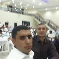 Photo taken at Saray Düğün Salonu by Hasan S. on 9/22/2016