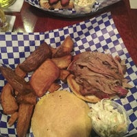 Photo taken at Rub BBQ by Joe F. on 6/12/2013
