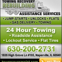 Photo taken at Towing Recovery Rebuilding Assistance Services by Towing Recovery Rebuilding Assistance Services on 1/30/2016