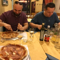 Photo taken at Pizzeria Grotta Azzurra 1 by Pavel S. on 3/10/2017