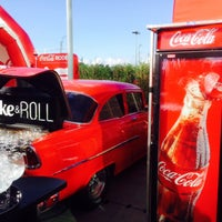 Photo taken at Terras Coca-Cola HQ by Jo G. on 9/18/2015