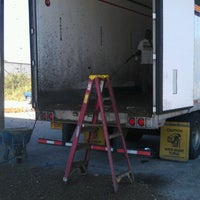 Photo taken at mad dog truck wash by Sean on 9/19/2012