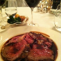Photo taken at The Savoy Grill by Ashley B. on 12/2/2012