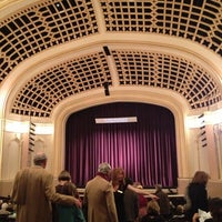 Photo taken at Macky Auditorium by Katie H. on 10/27/2012