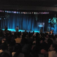 Photo taken at Universidad Salvadoreña Alberto Masferrer by Drake E. on 5/5/2015