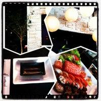 Foto tirada no(a) Nasai Japanese Food por Indyanara d. em 10/21/2012