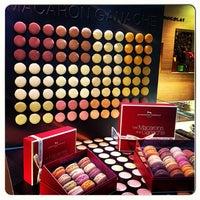 Photo taken at La Maison du Chocolat by Martina P. on 10/25/2013