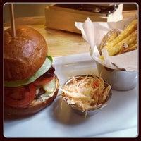 Photo taken at Peter's Burger Pub by Martina P. on 2/19/2013