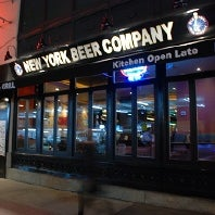 Photo taken at The New York Beer Company by The New York Beer Company on 2/2/2014