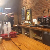 Photo taken at Limestone Coffee Company by Travel Medford on 3/26/2014