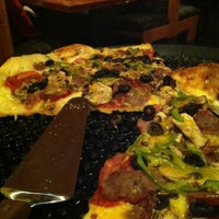 Photo taken at Kaleidoscope Pizzeria & Pub by Travel Medford on 4/26/2013