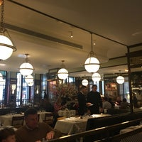 Photo taken at The Ivy Kensignton Brasserie by Kanaway Y. on 5/1/2018
