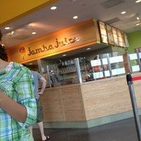 Photo taken at Jamba Juice 930 Poydras by Aquiles T. on 7/20/2013
