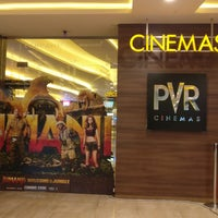 Photo taken at PVR Cinemas by Sujan R. on 11/29/2017