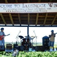 Photo taken at Lakeridge Winery & Vineyards by Lakeridge Winery & Vineyards on 9/3/2013