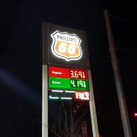 Photo taken at Phillips 66 by Andy L. on 3/22/2014