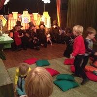 Снимок сделан в Театр-студия Karlsson Haus пользователем Елена🔆🐬 10/26/2013