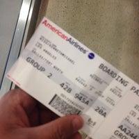 Photo taken at TSA Passenger Screening by Kenny on 9/21/2013