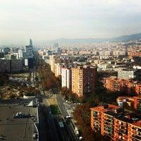 Foto tomada en Hotel Barcelona Princess por Javier L. el 11/21/2012