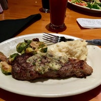 Photo taken at Black Angus Steakhouse by Tiahna H. on 6/6/2017