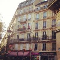 Photo prise au Grand Hôtel des Gobelins par Buggy le10/27/2012