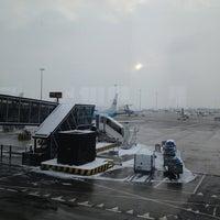 Photo taken at Gate B18 by Patricio on 1/15/2013