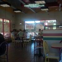 Photo taken at Del Taco by Clay Y. on 9/16/2012