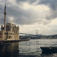 Photo taken at Ortaköy by Batuhan A. on 9/28/2016