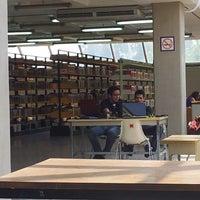 "Photo taken at Biblioteca ""C. P. Alfredo Adam Adam"" by Paola I. on 4/25/2013"