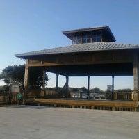 Photo taken at Holden Beach Gazebo by Teresa O. on 2/17/2013
