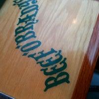 Photo taken at Beef 'O' Brady's by Teresa O. on 3/17/2014