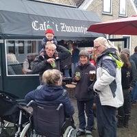 Photo taken at Cafe 't Zwaantje by Derk-Jan D. on 10/17/2016