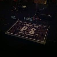 Снимок сделан в Lounge Cafe P.S. пользователем Nikita M. 9/28/2012