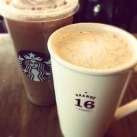 Photo taken at Starbucks by Rocio on 11/2/2012