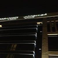 Photo taken at Four Points By Sheraton Downtown Dubai by Egor on 11/26/2012