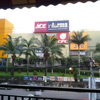 Photo taken at Palembang Indah Mall by Badie S. on 7/21/2013
