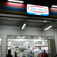 Photo taken at Indomaret by Indra W. on 7/18/2014