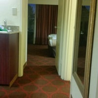 Photo taken at Holiday Inn Fayetteville-I-95 South by Douglas F. on 12/7/2014