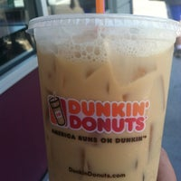 Photo taken at Dunkin Donuts by Joanne on 7/30/2013