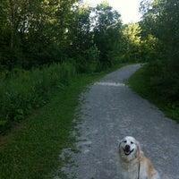 Photo taken at Portuguese swamp trail by James on 7/13/2013