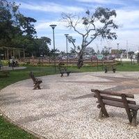 Photo taken at Bosque Municipal de Pinhais by Andre Alves d. on 9/15/2013