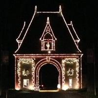 Photo taken at Biltmore Estate Main Gate by Brittani M. on 11/11/2012