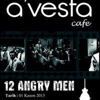 Photo taken at A'vesta Sanat Cafe by Peter on 10/29/2013