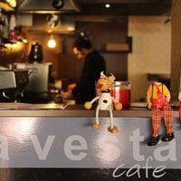 Photo taken at A'vesta Sanat Cafe by Peter on 10/26/2013