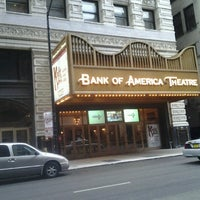 Снимок сделан в CIBC Theatre пользователем Derrick G. 10/23/2012